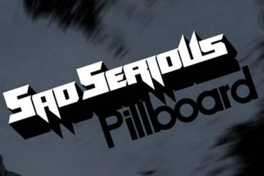 Pillboard EP Cover
